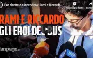 Milano: video bimbi cronaca milano carabinieri