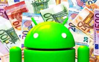 Economia: soldi android economia denaro spese app
