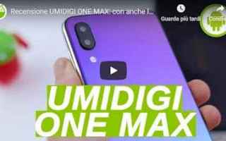 Android: smartphone umidigi video recensione