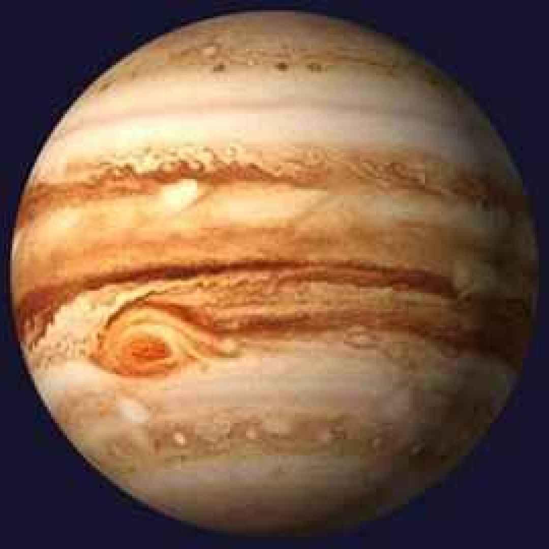 astronomia  atmosfera  giove  pianeta