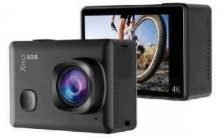 Fotocamere: action camera