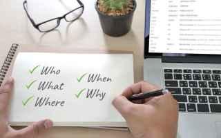 Web Marketing: comunicato stampa online  comunicazione