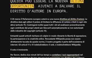 Siti Web: wikipedia
