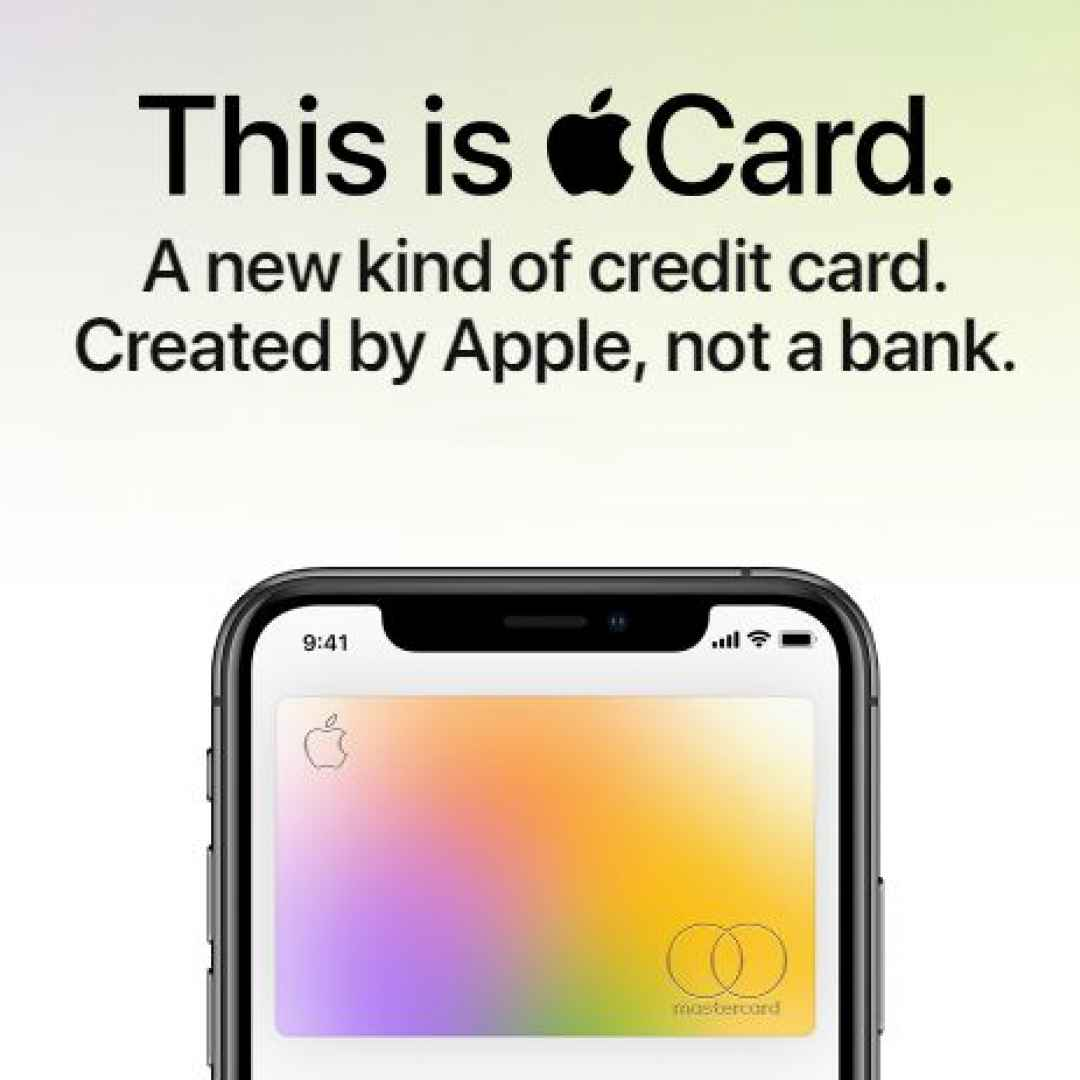 apple card  apple  mastercard  event