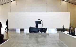 Arte: paolo bellini  scultura mostra chiasso