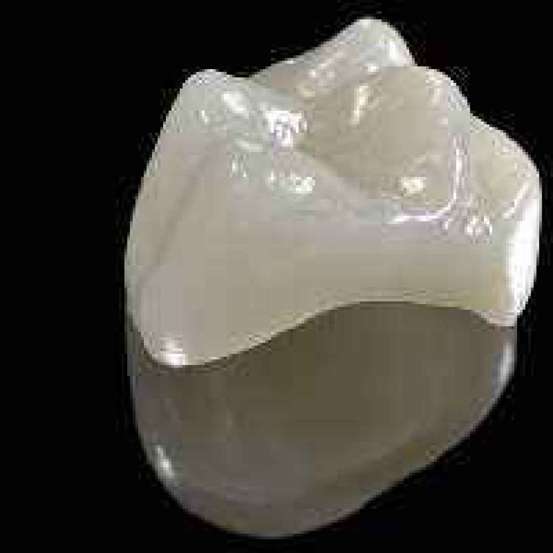 capsula  dentale  dentaria  dente  finto