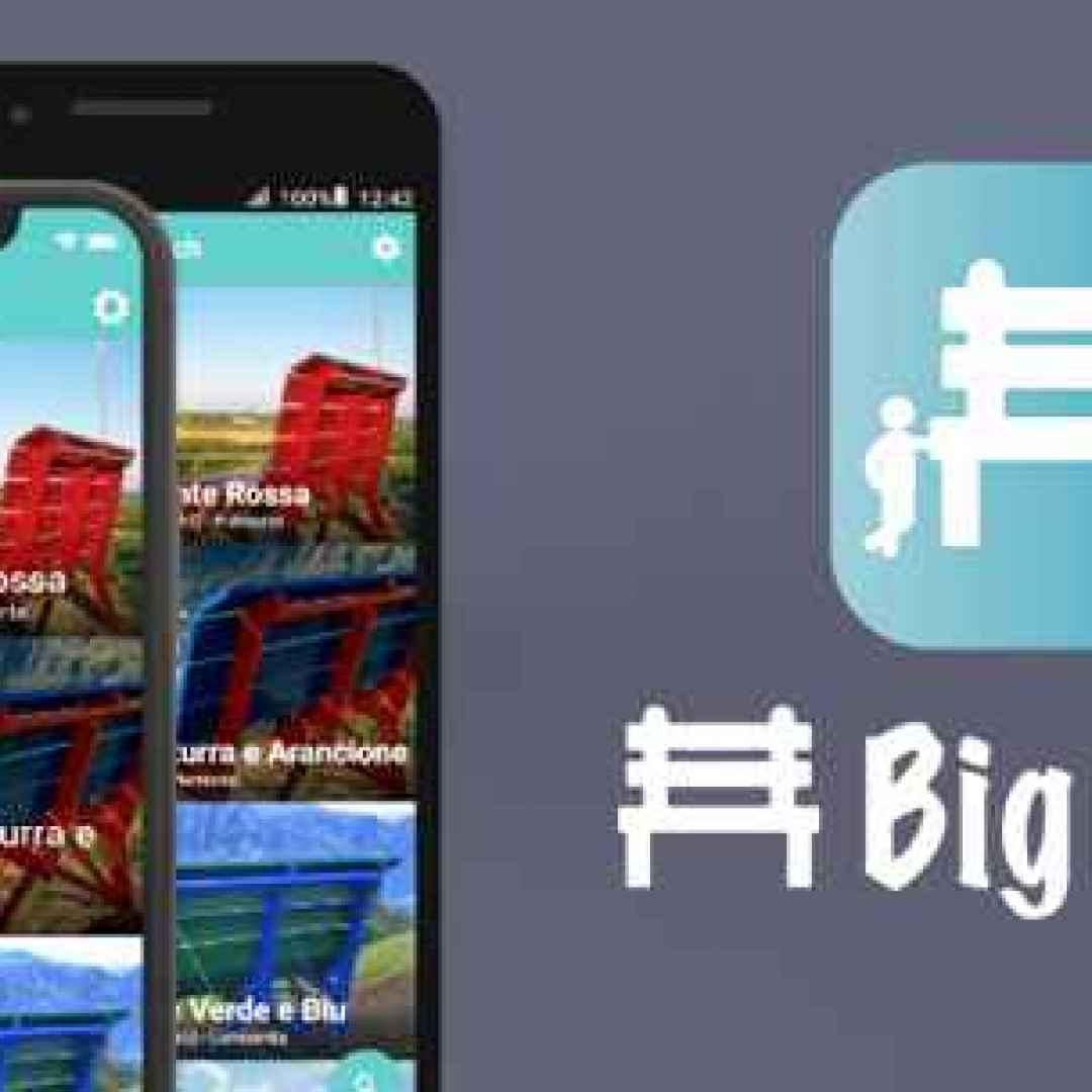 big bench  viaggi  panorama  android  iphone