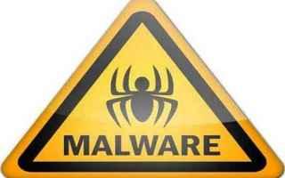 vai all'articolo completo su malware