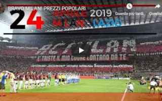Coppa Italia: milan coppe video pellegatti calcio