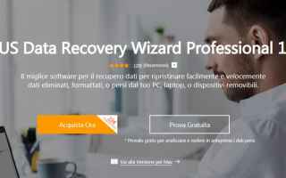 Software: easeus data recovery wizard  pc  mac