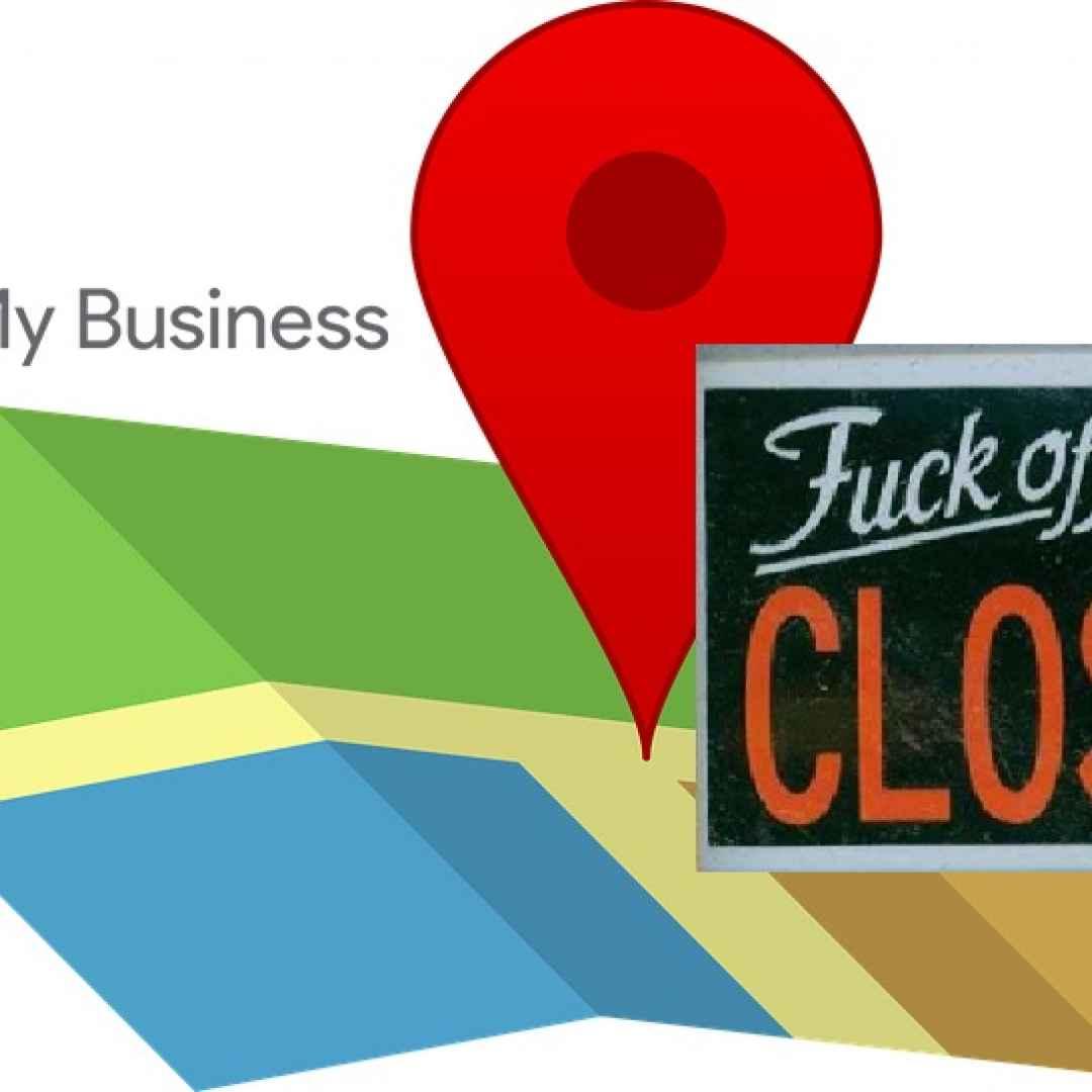 google my business  attività stagionali