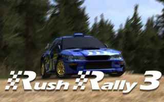 Mobile games: rally  iphone  sport  videogame  gioco
