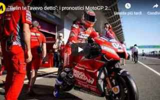 MotoGP: moto motori motogp video carlo pernat