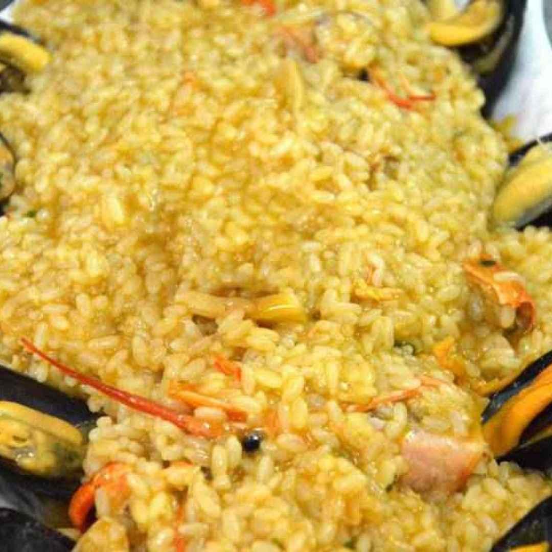 ricette  borghi  alghero  paella