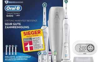 spazzolino  elettrico  denti