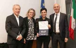 Economia: Enza Di Nicola No+Vello miglior Franchisee al Franchising Key Awards 2019