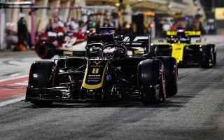 Formula 1: f1  formula1  grosjean  haas  bahraingp
