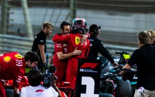 Formula 1: formula 1  bahrain  ferrari  vettel
