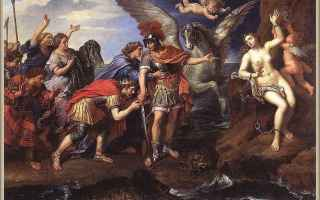 Cultura: nereidi  poseidone  regina cassiopea