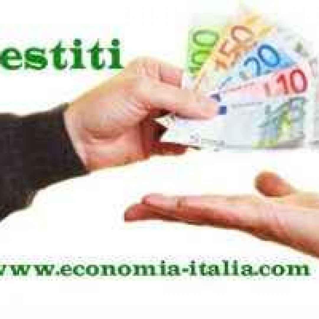 prestiti  finanziamenti  soldi