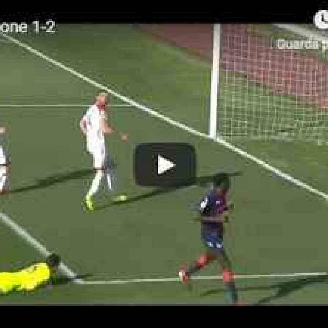 carpi crotone video gol calcio