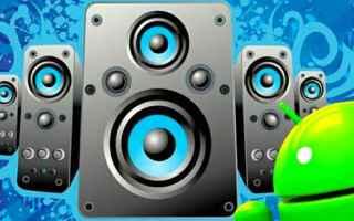 App: volume  speaker  android  cuffie  apps  suono
