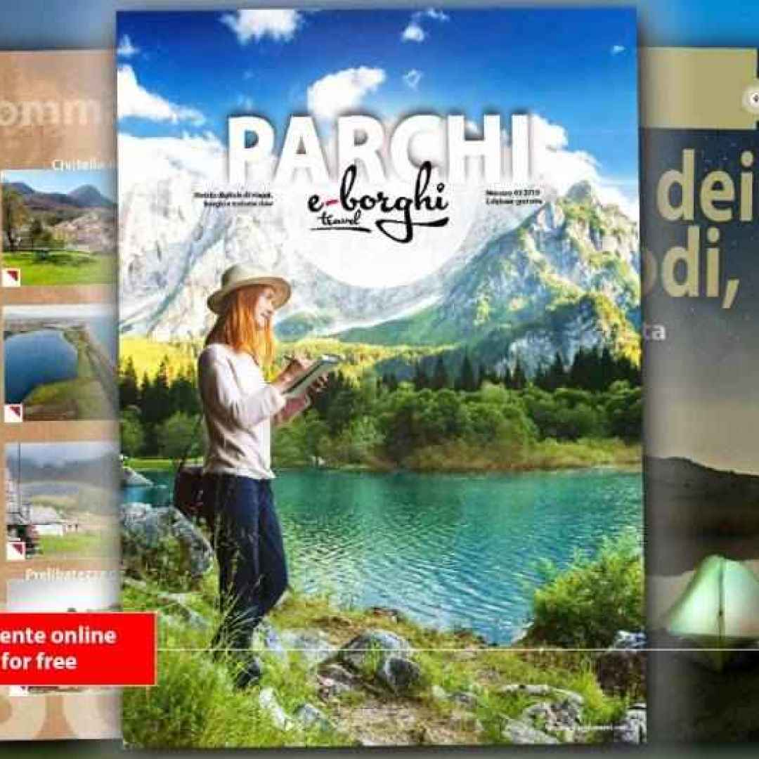 viaggi  borghi  rivista  parchi  turismo