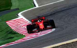 Formula 1: f1testing  ferrari  vettel  schumacher