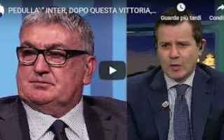Serie A: inter video champions tv pedullà