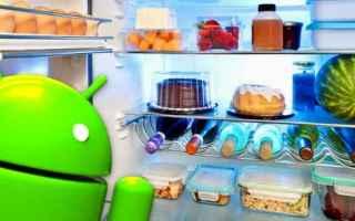 Economia: frigo dispensa android soldi risparmio