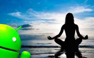 Salute: yoga salute benessere sport android apps