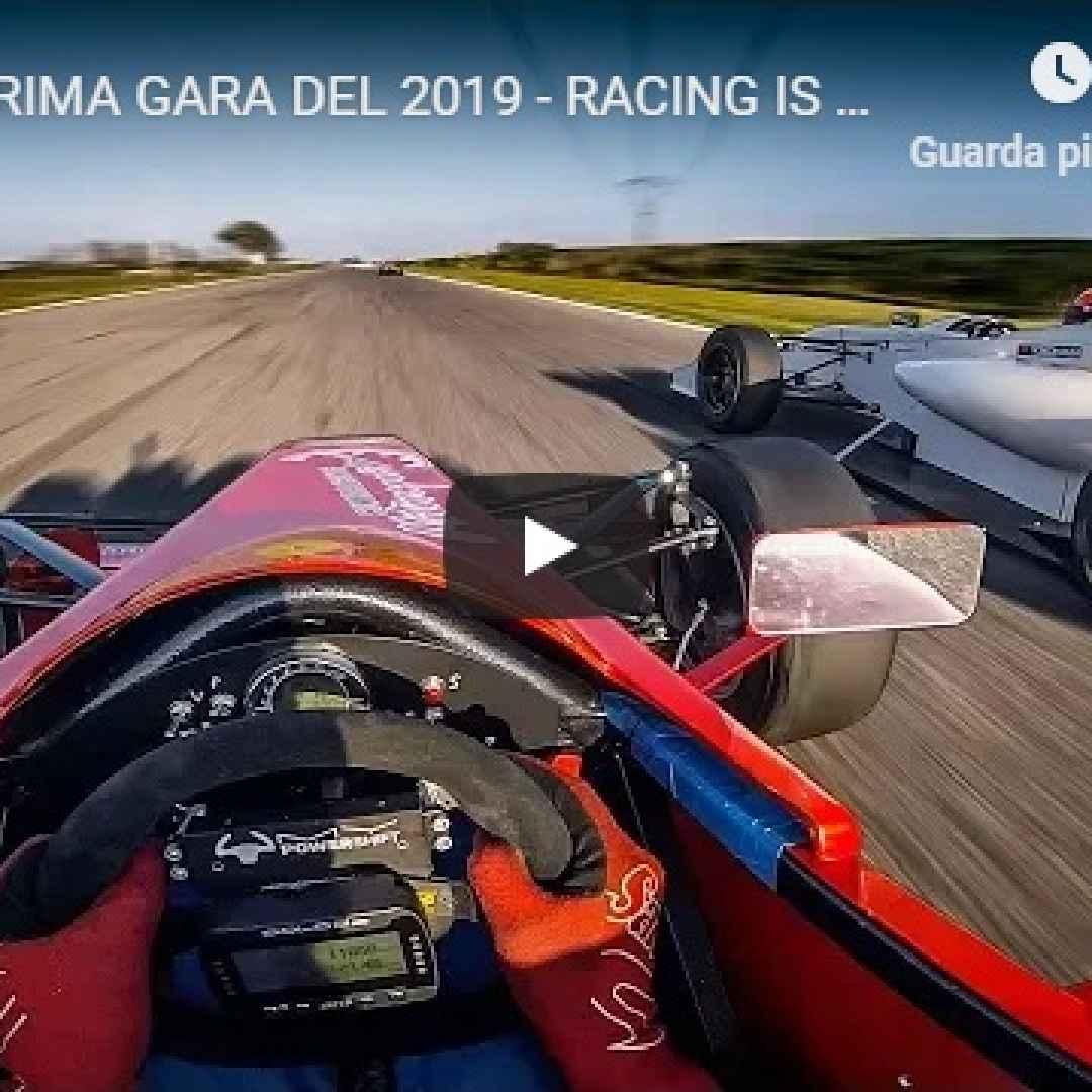 auto motori video gara corse