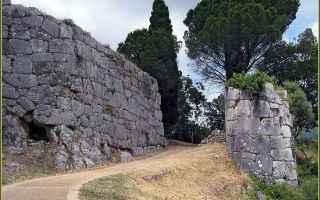 Cultura: mura megalitiche  norba latina  norca