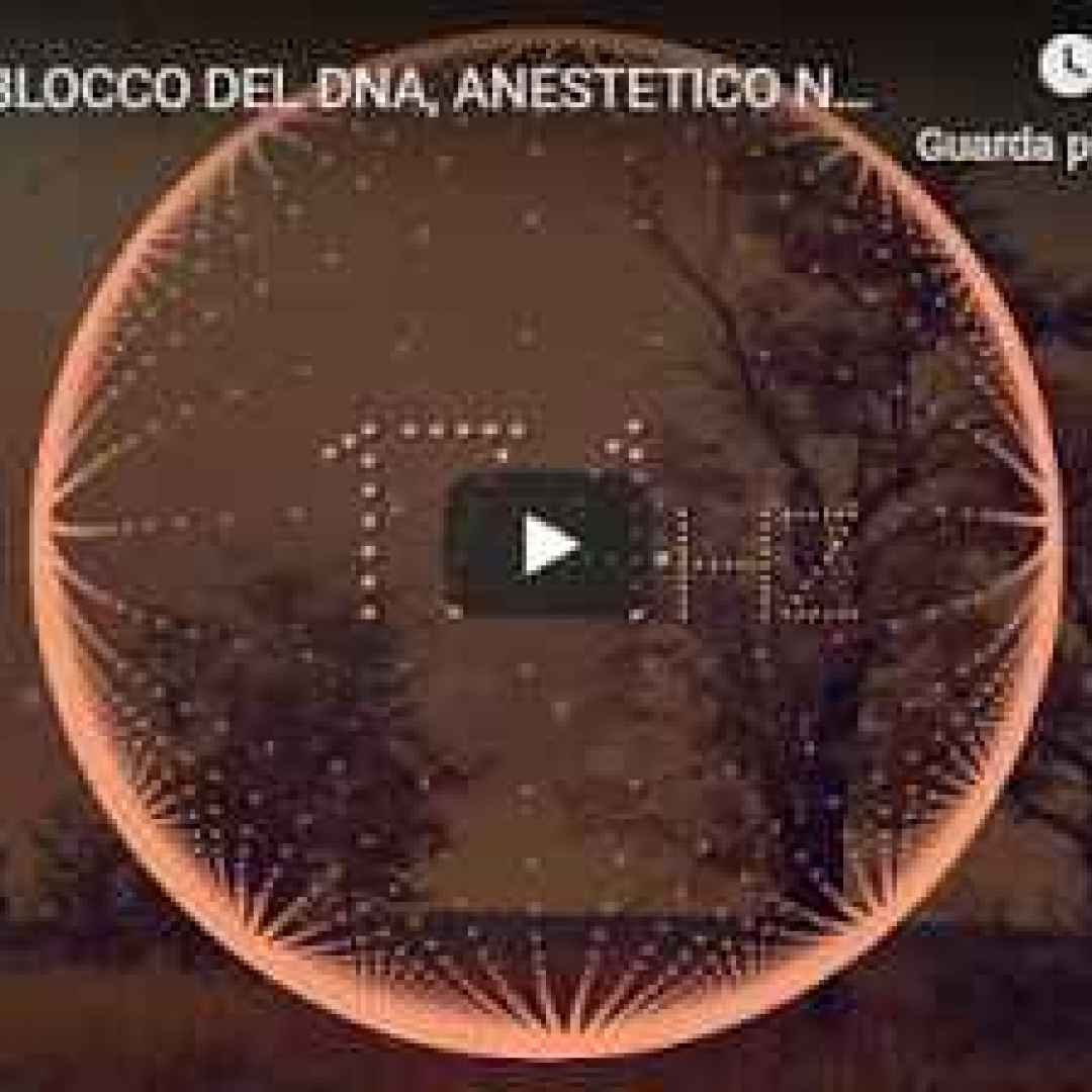 audio video salute naturale dna