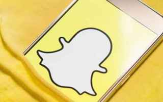 FABRIZIO FERRARA - Decisamente, lultimo Parner Summit di Snapchat è stato alquanto ricco di novità