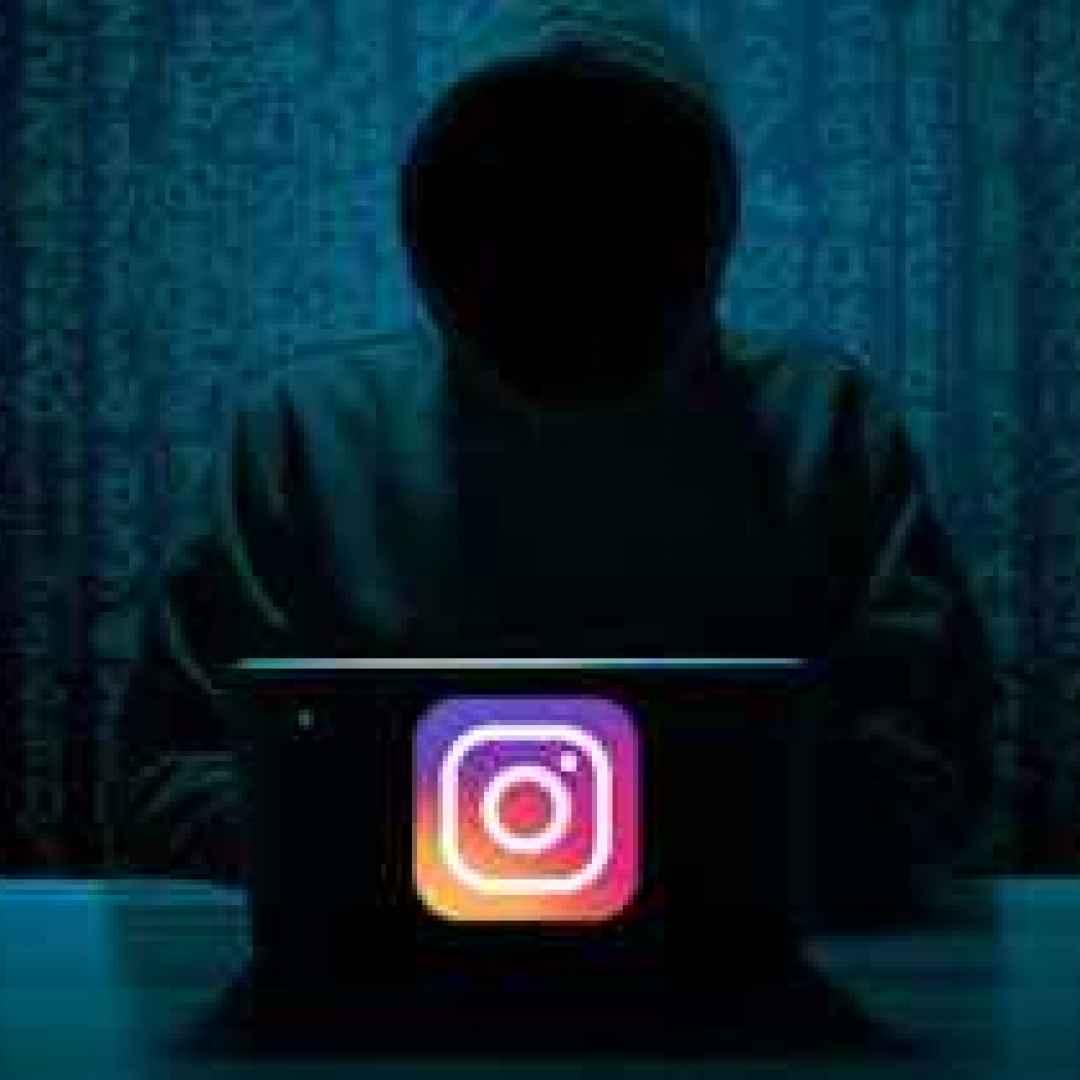 instagram truffa instagram account