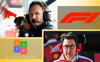 Formula 1: f1  formula1  binotto  ferrari  redbull