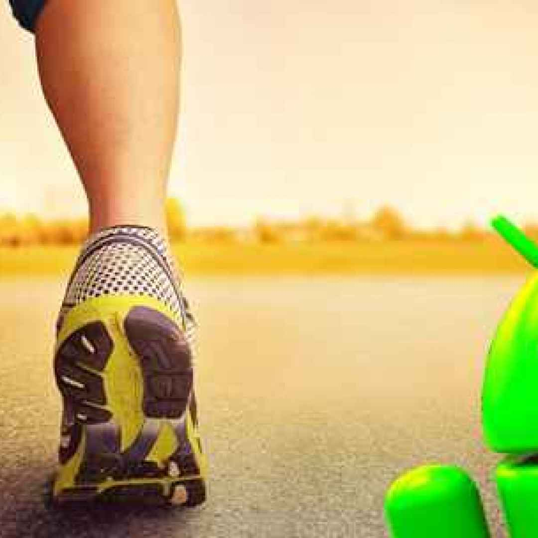 contapassi  sport  salute  ginnastica  andro