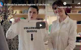 Video divertenti: instagram video cliente ridere follower