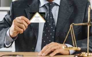 Leggi e Diritti: biglietti da visita  avvocati  legale