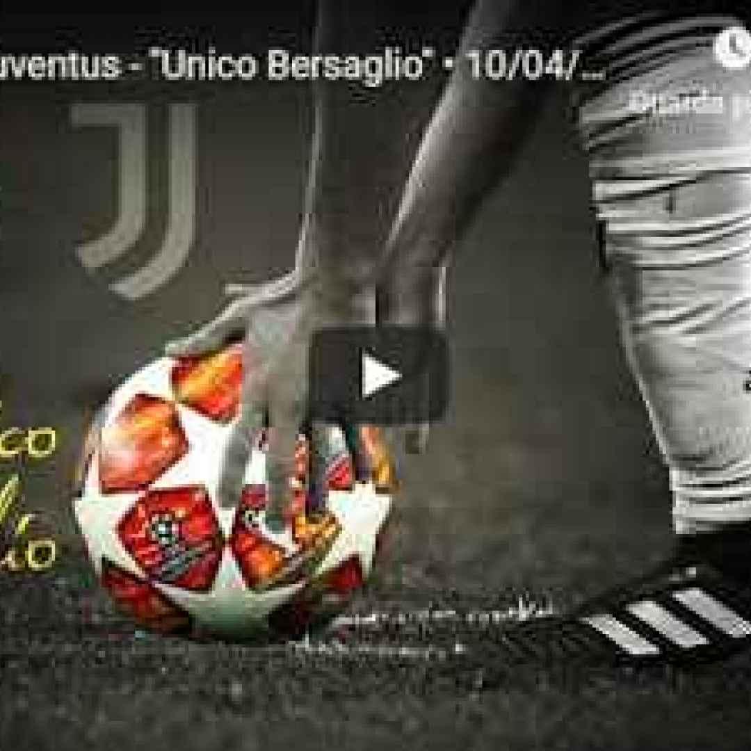 ajax juventus video calcio champions