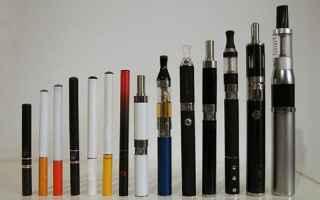 Salute: sigarette elettroniche  fumo convulsioni