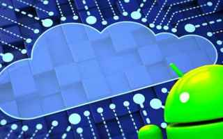 File Sharing: cloud  dati  android  privacy  app  telefono