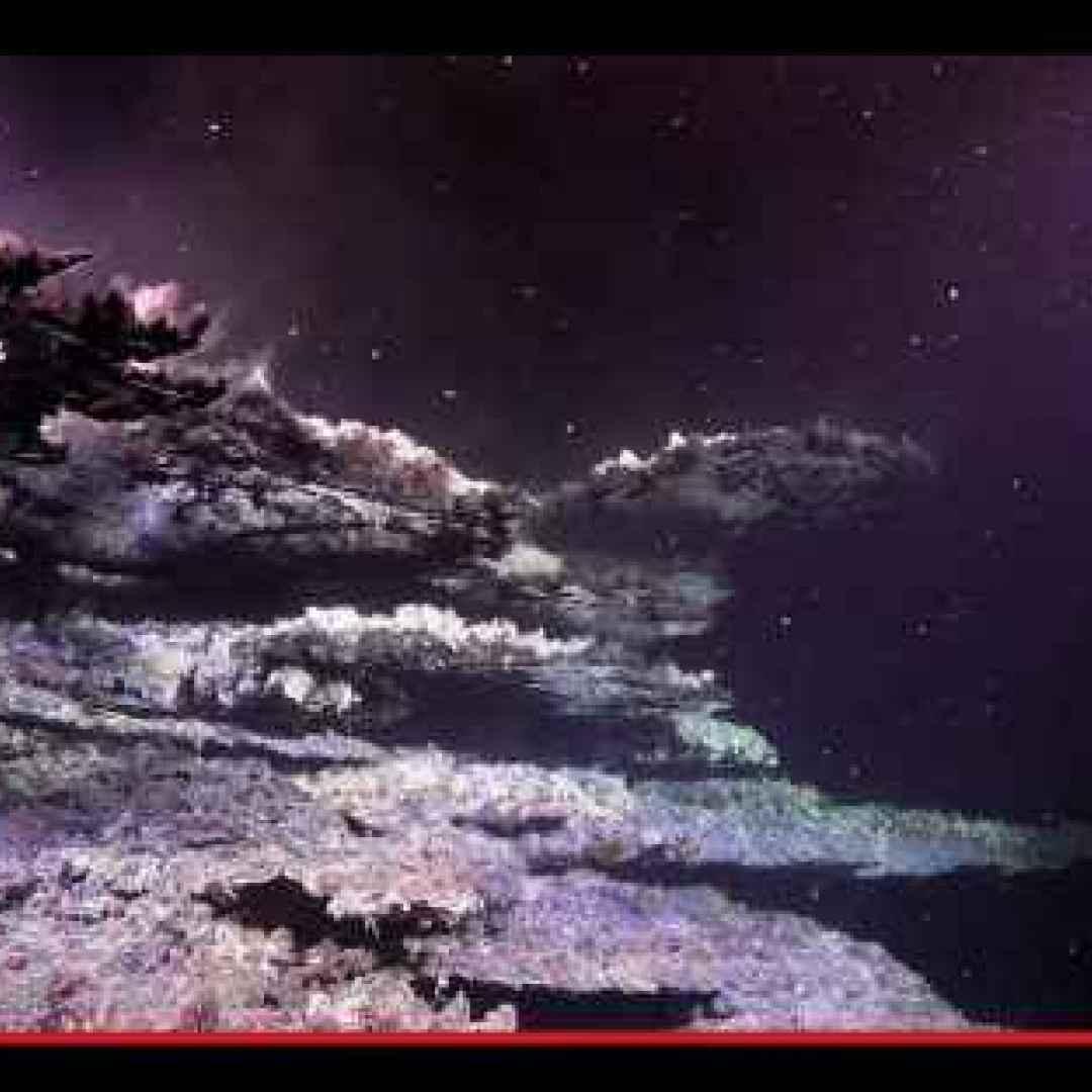 mare  oceano  vulcanismo  geologia