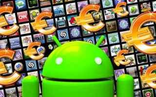 Android: android sconti applicaioni giochi gratis