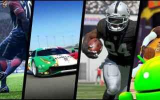 Sport: android sport videogiochi smartphone