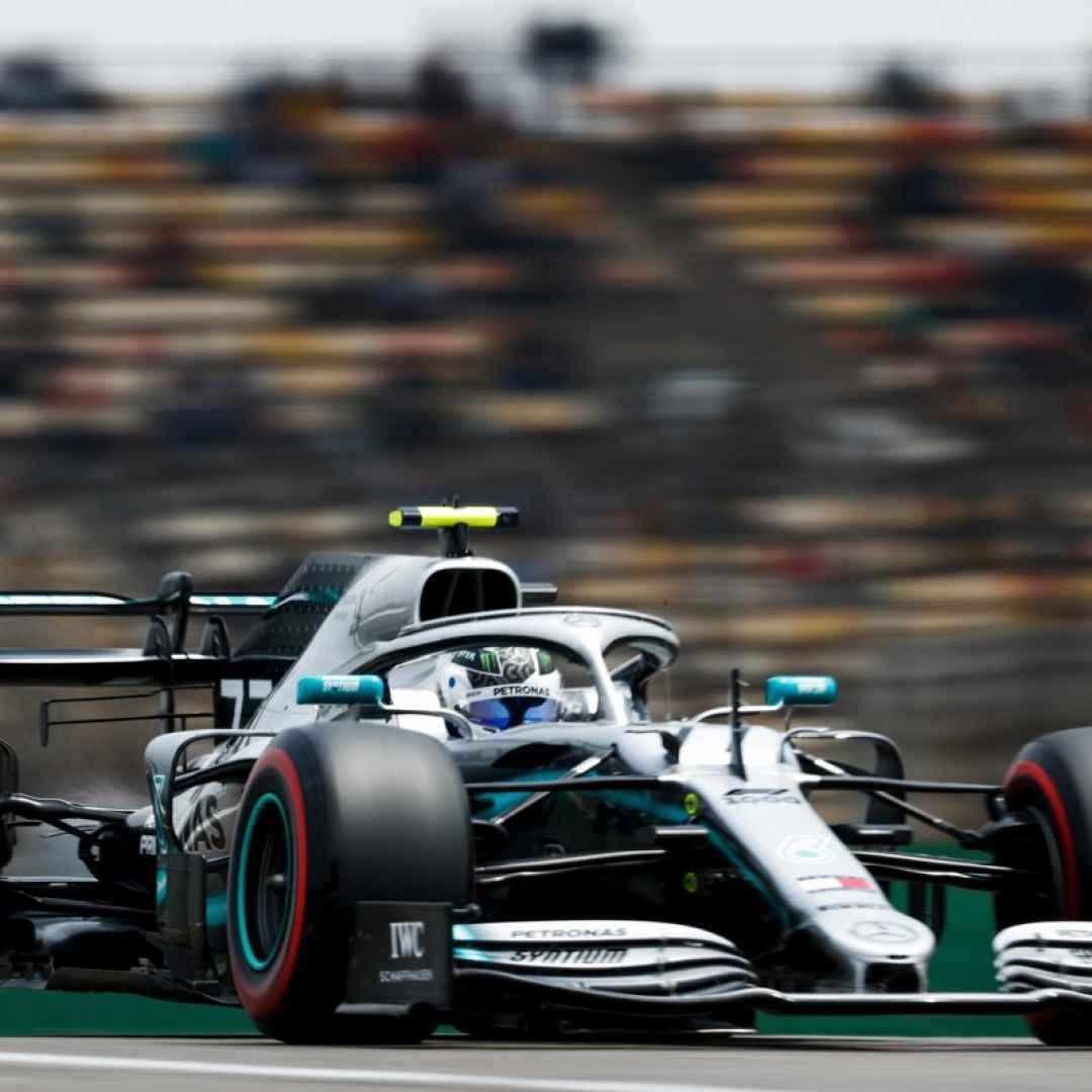 F1 | Valtteri Bottas si dice poco soddisfatto del giro che gli ha permesso di conquistare la pole in Cina