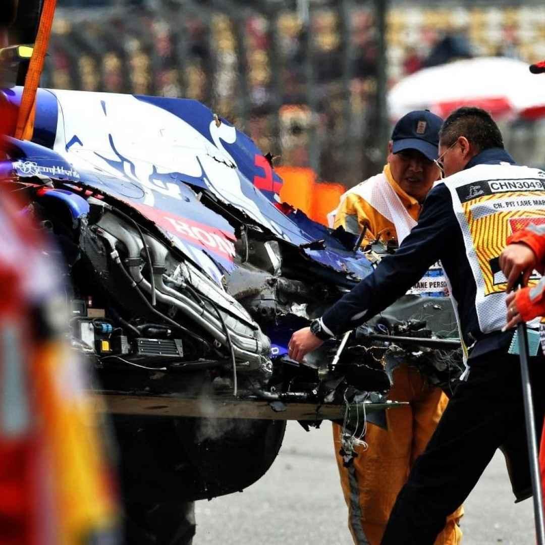 F1 | Alexander Albon monterà una nuova power unit nel Gran Premio di Cina [n.1000]
