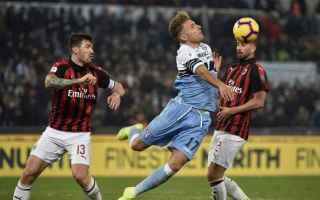 Serie A: milan lazio