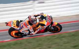 MotoGP: americansgp  motogp  marquez  rossi